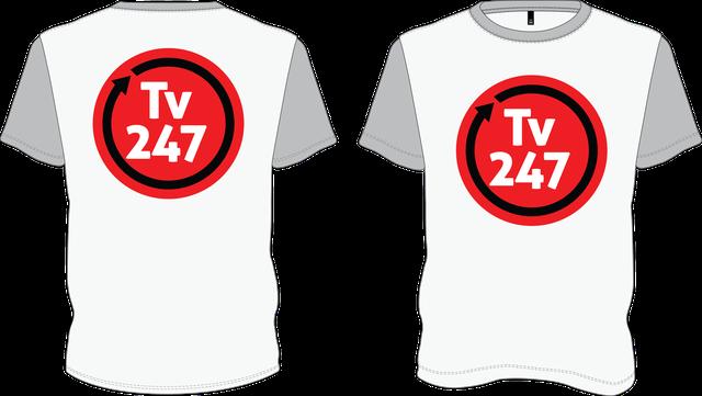 Camiseta TV 247