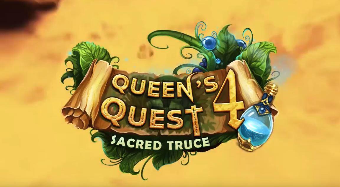 Kampf der Königin 4: Heiliger Burgfrieden