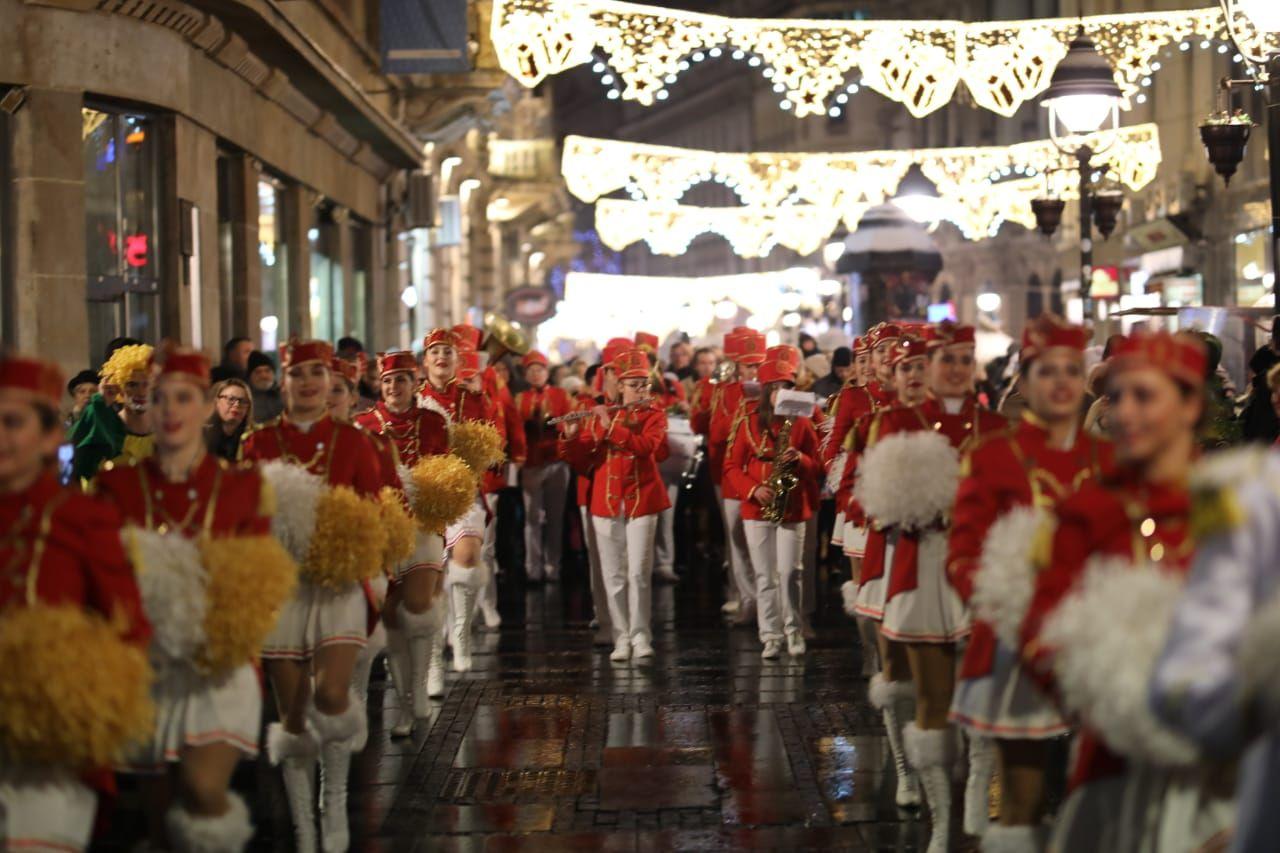 Karavan Praznika mimoze u Beogradu