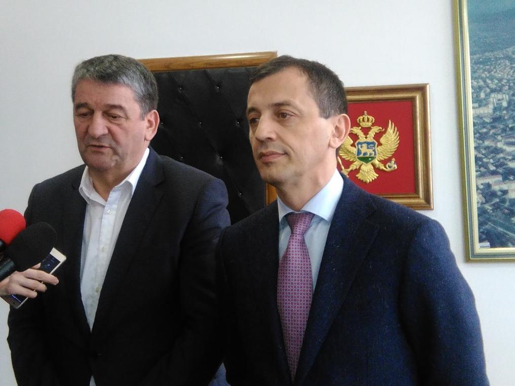 Veselin Grbović, Predrag Bošković