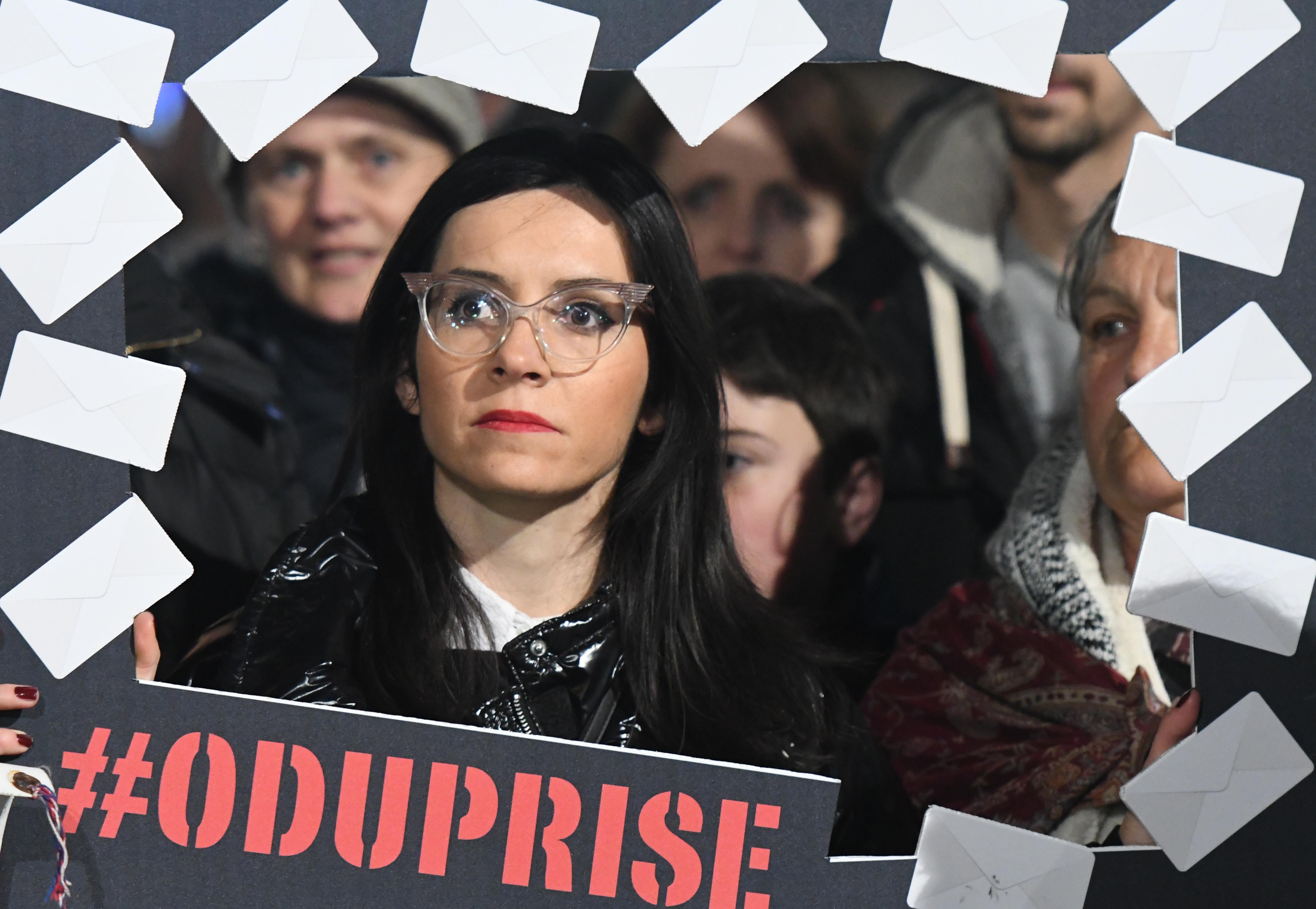 Građanski protest Odupri se