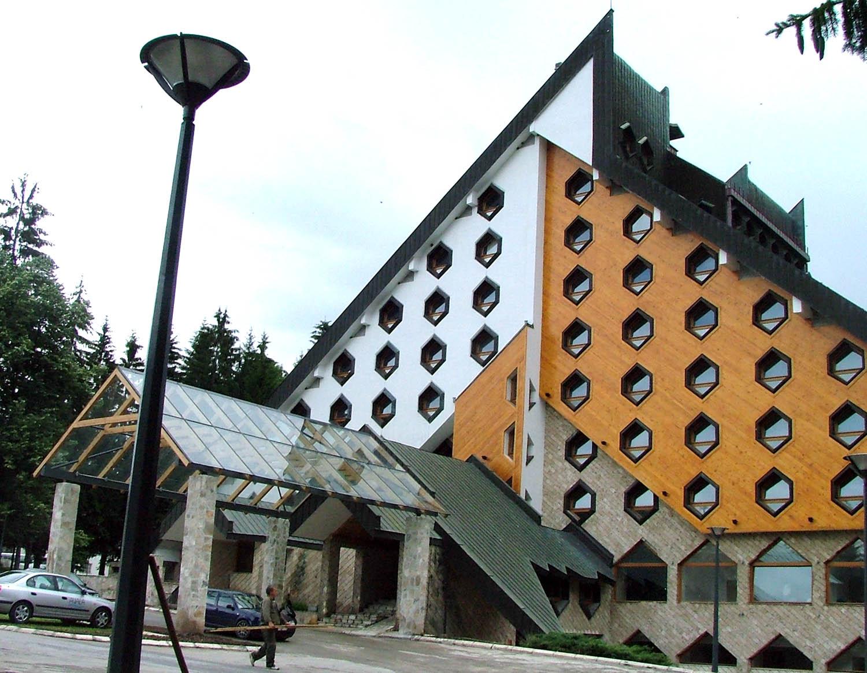 Hotel Bjanka