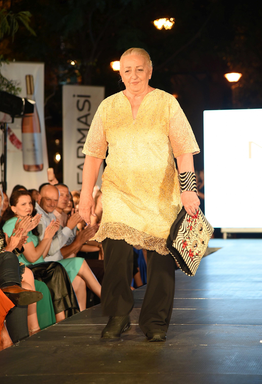 Sa modne manifestacije u Domu starih u Risnu