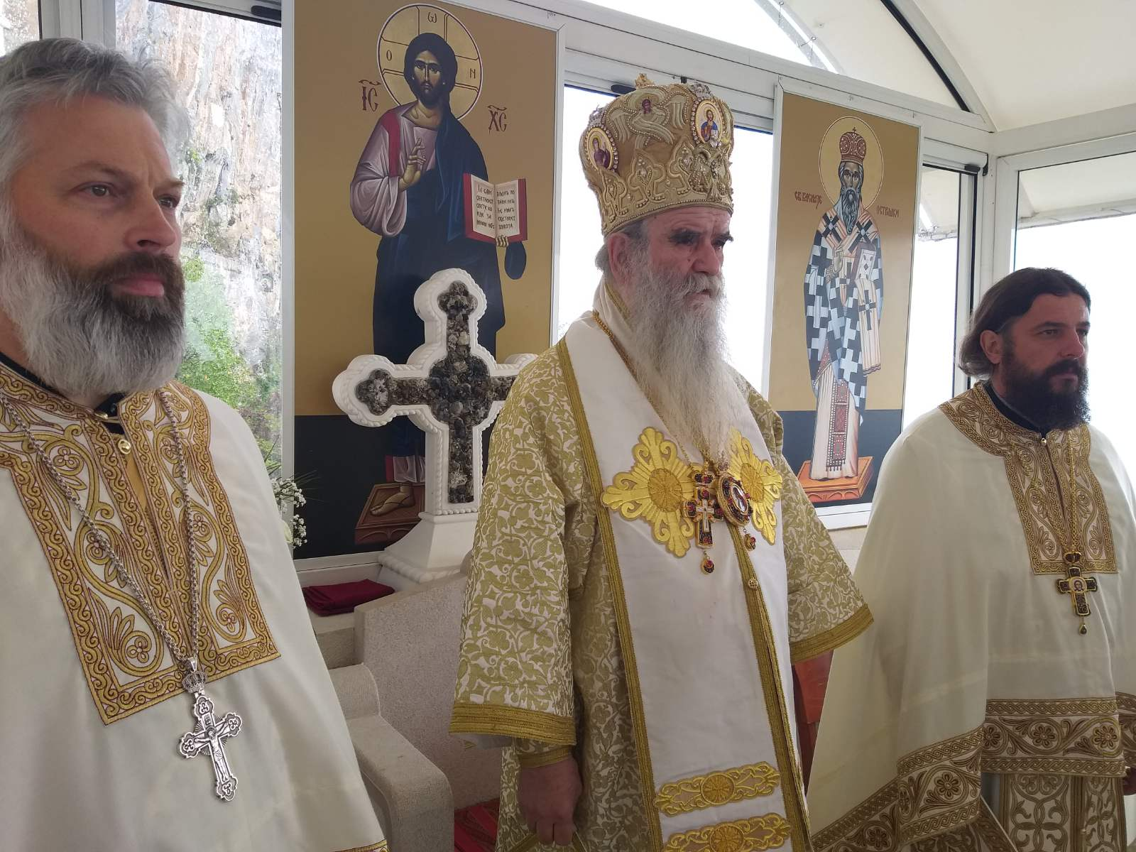Liturgija Ostrog